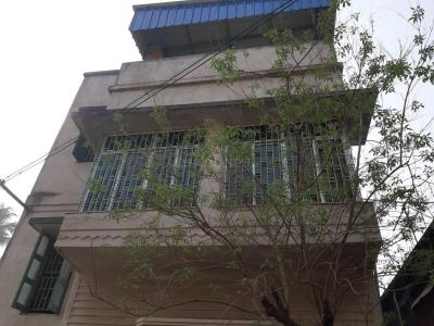 Gallery Cover Image of 650 Sq.ft 1 BHK Independent House for rent in Rajpur Sonarpur for 7500