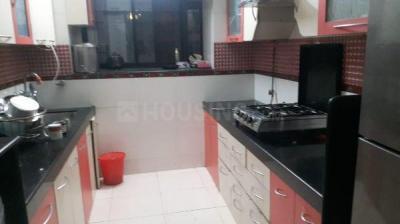 Kitchen Image of Girls PG in Kandivali East