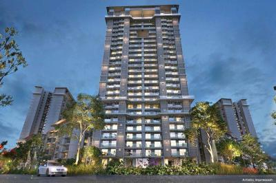 Gallery Cover Image of 809 Sq.ft 2 BHK Apartment for buy in Godrej Palm Retreat, Sector 150 for 7900000