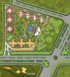 Gallery Cover Image of 1290 Sq.ft 3 BHK Apartment for buy in Capital Athena, Noida Extension for 5160000