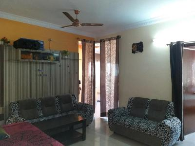Gallery Cover Image of 1200 Sq.ft 2 BHK Apartment for buy in Hebbal for 7500000