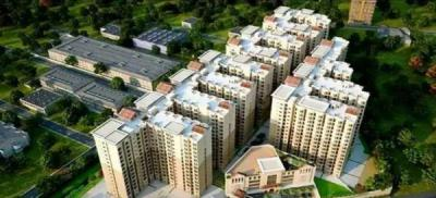 Gallery Cover Image of 867 Sq.ft 2 BHK Apartment for buy in Nebula Aavaas, Nizampet for 3511350