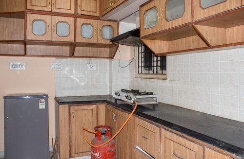 Kitchen Image of 202 Lakshmi Residency in Jeevanbheemanagar
