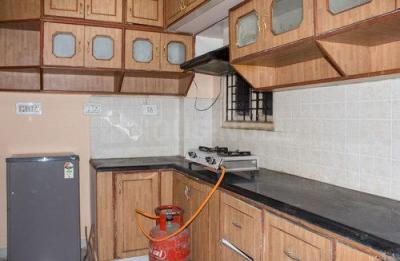 Kitchen Image of 202 Lakshmi Residency in Jeevanbheemanagar