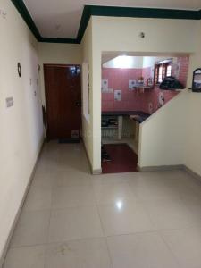 Gallery Cover Image of 750 Sq.ft 1 BHK Independent Floor for rent in Hebbal for 9000
