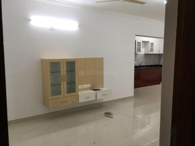 Gallery Cover Image of 920 Sq.ft 1 BHK Apartment for rent in Inner Orchard in bloom, HSR Layout for 16500