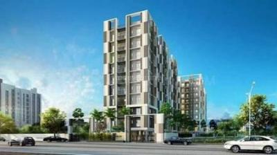 Gallery Cover Image of 860 Sq.ft 2 BHK Apartment for buy in Gurukul Heights, New Town for 4042000