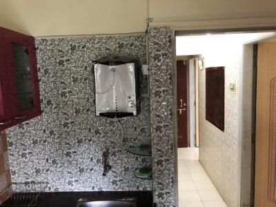 Kitchen Image of Furnished Seprate Room in Andheri East
