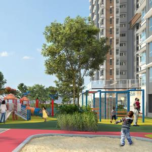 Gallery Cover Image of 1900 Sq.ft 4 BHK Apartment for buy in Kandivali East for 39000000