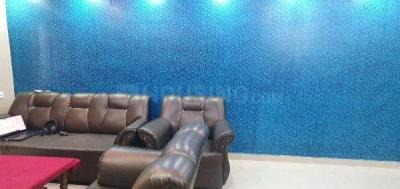 Gallery Cover Image of 900 Sq.ft 2 BHK Independent Floor for rent in New Town Society, New Town for 24000