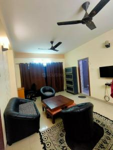 Gallery Cover Image of 900 Sq.ft 2 BHK Apartment for rent in New Town for 21000