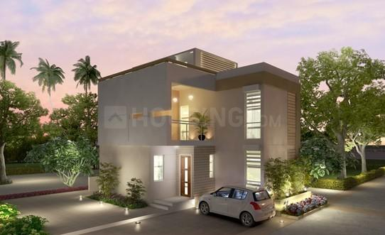 Building Image of 2098 Sq.ft 3 BHK Independent House for buy in Padur for 13000000