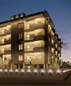 Gallery Cover Image of 1113 Sq.ft 2 BHK Apartment for buy in Saritha Fortune, Munnekollal for 6622000