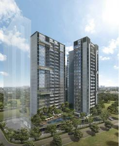Gallery Cover Image of 2594 Sq.ft 5 BHK Apartment for buy in Rustomjee Paramount, Santacruz West for 156300000
