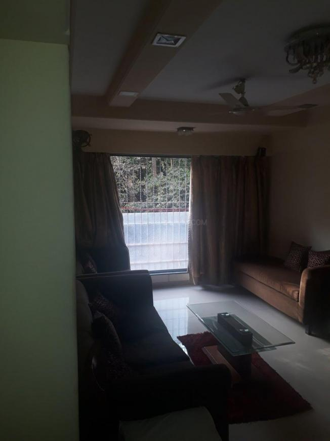 Living Room Image of 1300 Sq.ft 3 BHK Apartment for rent in Andheri West for 80000