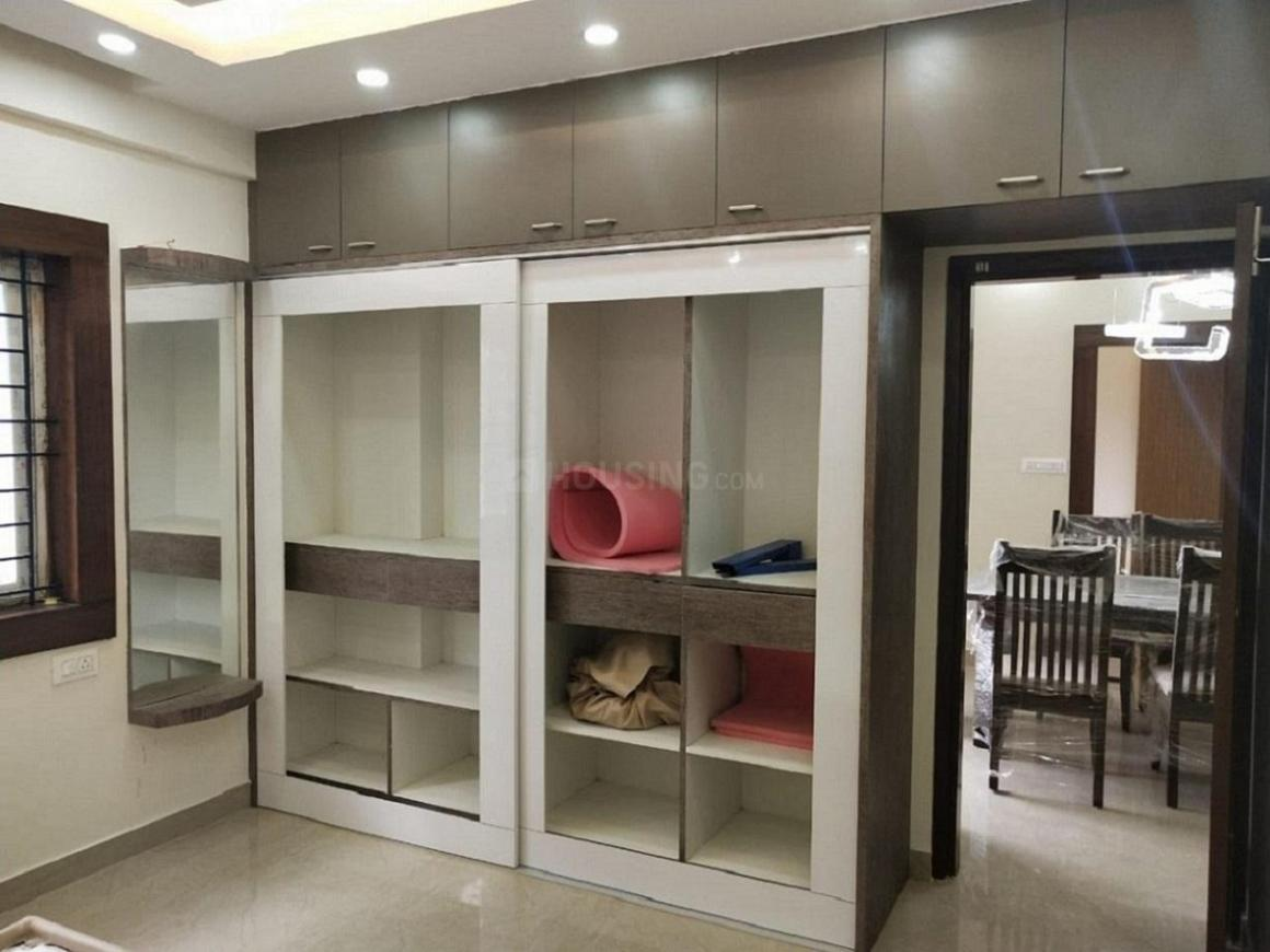 Bedroom Image of 660 Sq.ft 1 BHK Apartment for buy in Kasavanahalli for 3030200