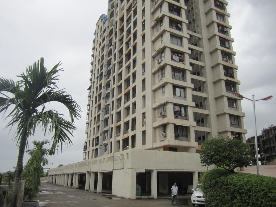 Building Image of 1120 Sq.ft 2 BHK Apartment for rent in Kalyan West for 15500