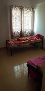 Bedroom Image of Shi Sai Ram PG in Bavdhan