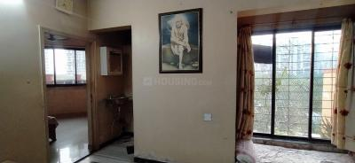 Gallery Cover Image of 669 Sq.ft 1 BHK Apartment for rent in Juinagar for 20000