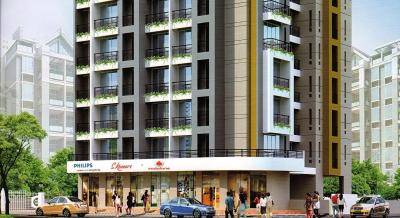 Gallery Cover Image of 630 Sq.ft 2 BHK Apartment for buy in Salasar Anand Regency, Bhayandar East for 7500000
