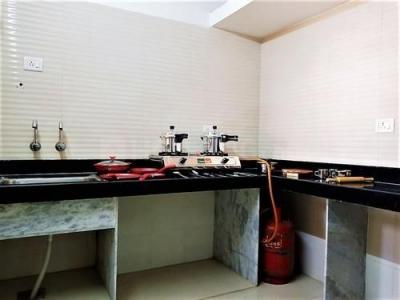 Kitchen Image of Cosmos Rubi-1 Flat-17a in Thane West
