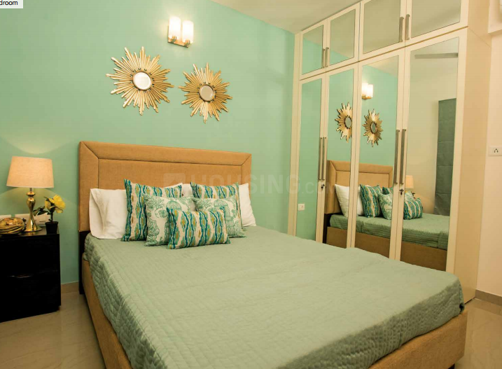 Bedroom Image of 1338 Sq.ft 3 BHK Apartment for buy in Padapai for 3947100