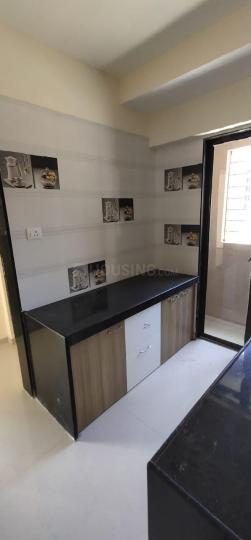 Kitchen Image of 750 Sq.ft 1 BHK Apartment for buy in Garden Avenue - K, Virar West for 3300000