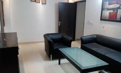 Gallery Cover Image of 1300 Sq.ft 3 BHK Independent Floor for rent in Chhattarpur for 25000