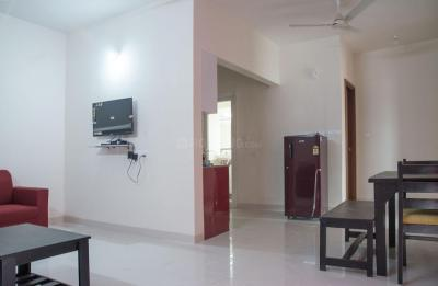 Living Room Image of Republic Of Whitefield - B0907 in Marathahalli