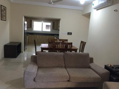 Gallery Cover Image of 4000 Sq.ft 4 BHK Apartment for rent in Sobha Habitech, Whitefield for 110000
