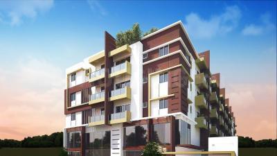 Gallery Cover Image of 1395 Sq.ft 3 BHK Apartment for buy in Snehanjali Residency, C V Raman Nagar for 6800000
