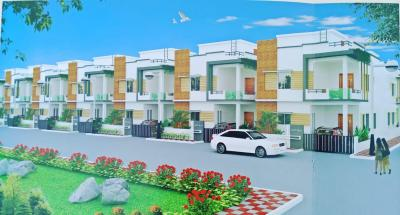 Gallery Cover Image of 2400 Sq.ft 4 BHK Villa for buy in Bhavnas GLC Cribs, Bachupally for 14500000