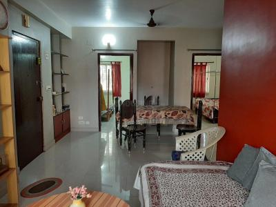 Gallery Cover Image of 1200 Sq.ft 3 BHK Apartment for buy in Nayabad for 3700000