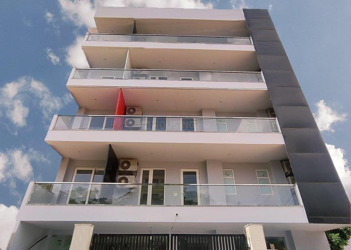 Building Image of Cloud Residency in Sector 57