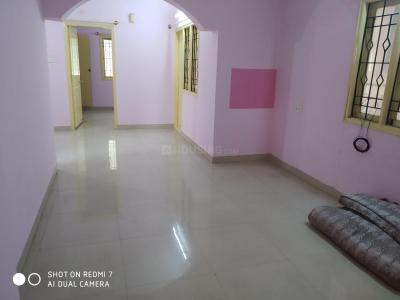 Gallery Cover Image of 989 Sq.ft 2 BHK Apartment for rent in Murugeshpalya for 15000