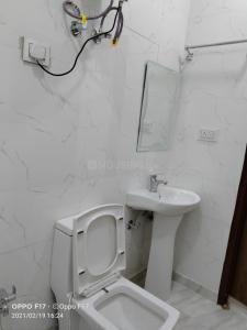 Bathroom Image of Fully Furnished Boys PG in Mahavir Enclave