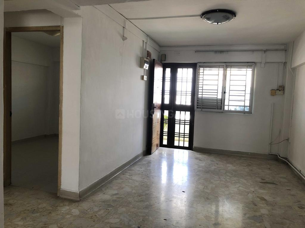 Living Room Image of 1500 Sq.ft 3 BHK Apartment for rent in Kharghar for 34500