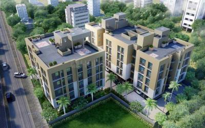 Gallery Cover Image of 1280 Sq.ft 3 BHK Apartment for buy in Liberty Flora Garden, Ultadanga for 7424000