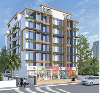 Gallery Cover Image of 553 Sq.ft 1 RK Apartment for buy in Uran for 2500000