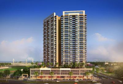 Gallery Cover Image of 860 Sq.ft 1 BHK Apartment for buy in Shakti Aura, Ghansoli for 9000000