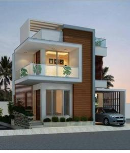 Gallery Cover Image of 1200 Sq.ft 2 BHK Independent House for buy in Ponmar for 3800000
