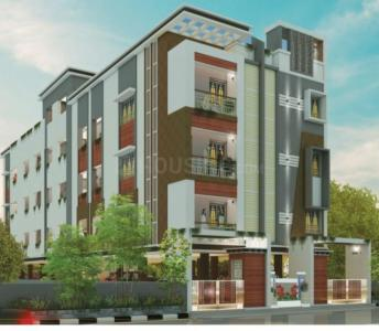 Gallery Cover Image of 856 Sq.ft 2 BHK Apartment for buy in Perungalathur for 4279200