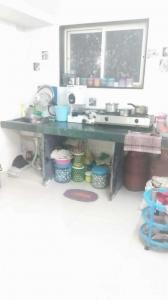 Gallery Cover Image of 600 Sq.ft 1 BHK Apartment for rent in Karve Nagar for 12000