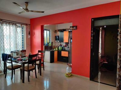 Gallery Cover Image of 1570 Sq.ft 2 BHK Apartment for rent in SBB Touchstone, Whitefield for 22000