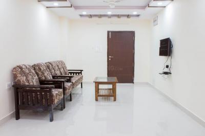 Living Room Image of Jubilee Cyber Grande 213 in Madhapur