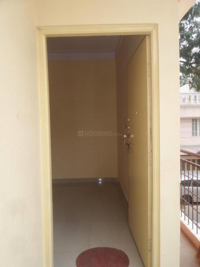 Main Entrance Image of 950 Sq.ft 2 BHK Apartment for rent in Basaveshwara Nagar for 18000