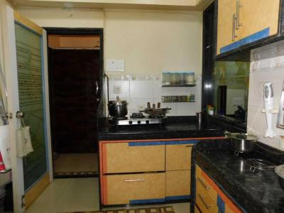 Kitchen Image of Sea Face PG in Worli