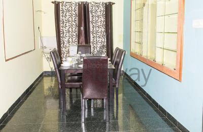 Dining Room Image of Rajan Niwas in Marathahalli