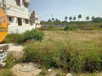 1600 Sq.ft Residential Plot for Sale in Billapura, Bangalore