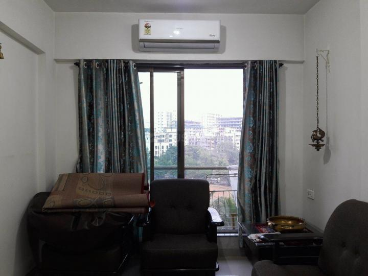 Living Room Image of 650 Sq.ft 1 BHK Apartment for buy in Kurla East for 11000000